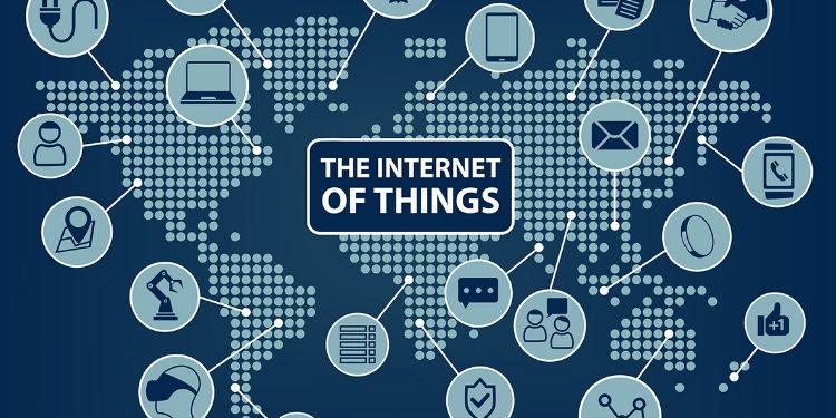 اینترنت اشیا – INTERNET OF THINGS